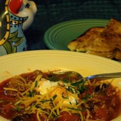 Mama's Chili Recipe