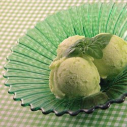 Pineapple and Basil Sorbet Recipe