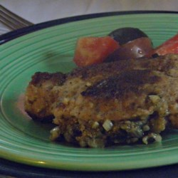 Gourmet Stuffed Pork Chops Recipe