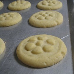 Spool Sugar Cookies Recipe