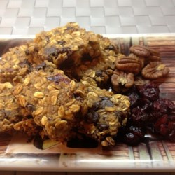 So-Cal University Girl's Granola Bars Recipe