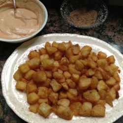 Chef John's Patatas Bravas Recipe
