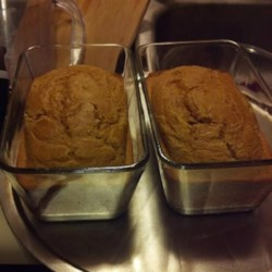 Raisin Pumpkin Bread Gluten Free Recipe