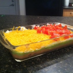 5 Layer Mexican Dip Recipe