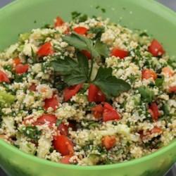Maurice's Tabbouleh Recipe