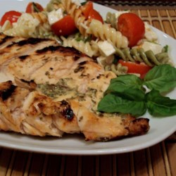 Grilled Tarragon Mustard Chicken Recipe