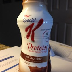 Special K Protein Shake