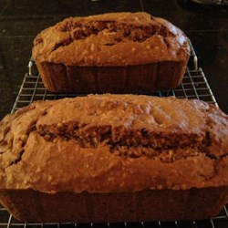 Coconut Pumpkin Nut Bread Recipe