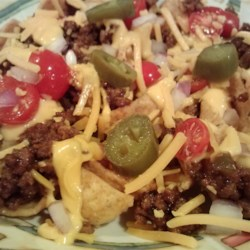 Sloppy Jo-Chos Recipe
