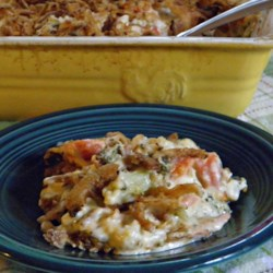 California Vegetable Bake Recipe