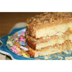 Clara's White German Chocolate Cake Recipe