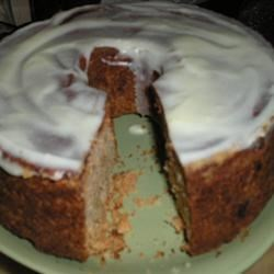 Image of Apple Pound Cake, AllRecipes