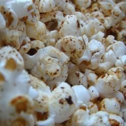 Cajun-Spiced Popcorn Recipe