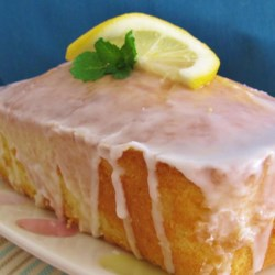 Yummy Lemon Coconut Loaf