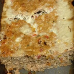 Healthy Turkey Loaf Recipe