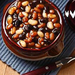 Apple Butter Baked Beans Recipe