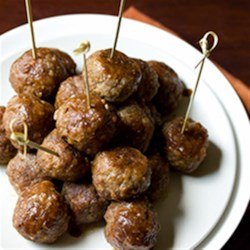 Party Swedish Meatballs Recipe