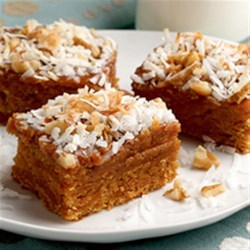 Caramel Crumble Bars Recipe