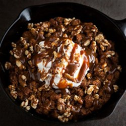 Photo of Skillet Bread Pudding by Musselman's® Apple Butter
