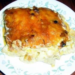 Chicken Lasagna IV Recipe