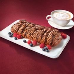 Decadent Hazelnut Raspberry Coffee Cake Recipe