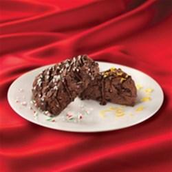 Holiday Chocolate Scones