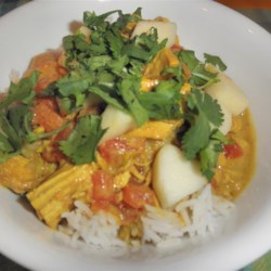Fragrant Chicken Curry Recipe