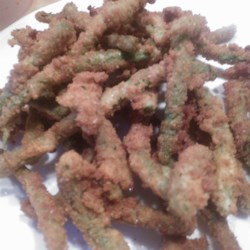 Green Bean Fries Recipe