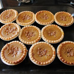 Pumpkin Toffee Pie Recipe