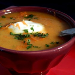 Carrot Soup Indienne I Recipe