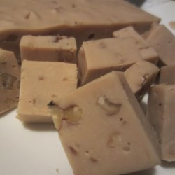 Boardwalk Quality Maple Walnut Fudge Recipe