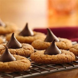Photo of Quick Peanut Blossoms by Pillsbury® Cookies