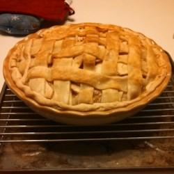 Chef John S Easy Apple Pie Recipe Allrecipes Com