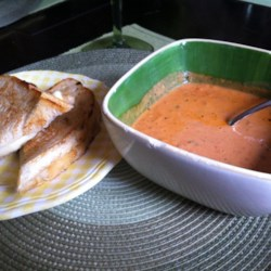 Creamy Tomato Bisque Recipe