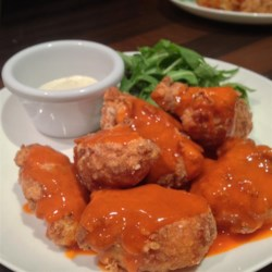 Boneless Buffalo Wings Recipe And Video Boneless Skinless Chicken Breasts Take The Place Of