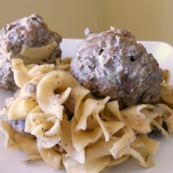Swedish-ish Meatballs Recipe