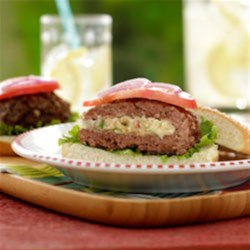 Secret Ingredient Burgers Recipe