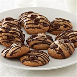 Cinnamon Chocolate Chip Cookies from Ghirardelli(R) Recipe