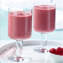 Raspberry Jubilee Smoothies Recipe