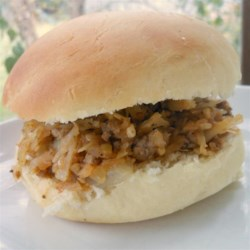 Runza Burgers Recipe