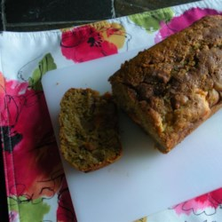 Zucchini Plum Bread Recipe