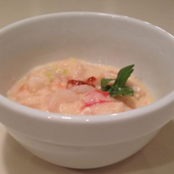 Creamy Southern Shrimp and Cheese Grits