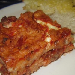 No-Fuss Lasagna by Johnsonville