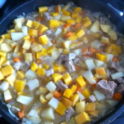 Harvest Pork Stew Recipe