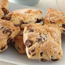 Photo of Individual Dark Chocolate-Raspberry Shortcakes by Ghirardelli®