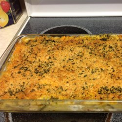 Chicken Casserole Del Sol Recipe