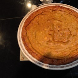 Dixie's Fresh Pumpkin Pie Recipe
