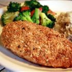 Oats and Breadcrumb Chicken Tenders Recipe