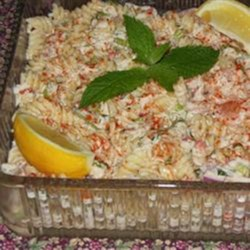 Tammy's Crab Salad Recipe