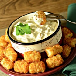 Green Chile Cheese Dip Recipe